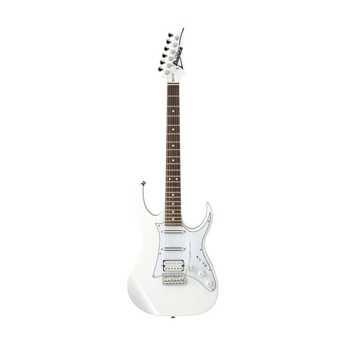 Ibanez AT10RP Andy Timmons Signature Electric Guitar w/Soft Case, Classic White