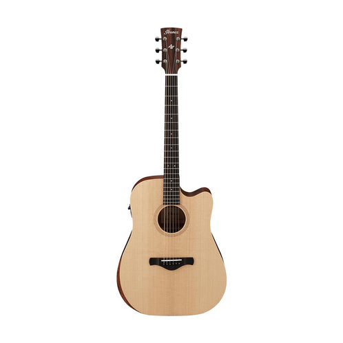 Ibanez Artwood AW150CE-OPN Acoustic Guitar, Open Pore Natural (B-Stock)