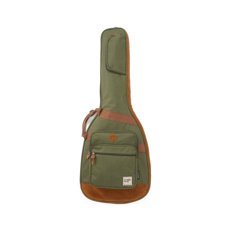 Ibanez IGB541-MGN Powerpad Designer Collection Electric Guitar Bag, Moss Green