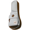 Ibanez IUBS541-GY Powerpad Designer Collection Soprano Ukulele Bag, Gray