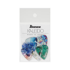 Ibanez PCP14XH-C1 Kaleido Series Pick Set, Extra Heavy, 6pcs