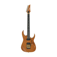 Ibanez Prestige RG652BG-NTF Electric Guitar w/Case, Natural Flat