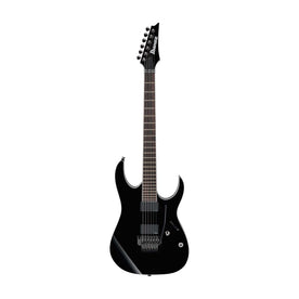 Ibanez RGIR20E-BK Iron Label Electric Guitar, Black