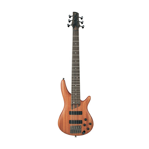 Ibanez SR3006E-SOL Prestige 6-String Bass w/Case, Stained Oil