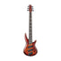 Ibanez SRMS806-BTT 6-String Multi-Scale Electric Bass Guitar, Brown Topez Burst
