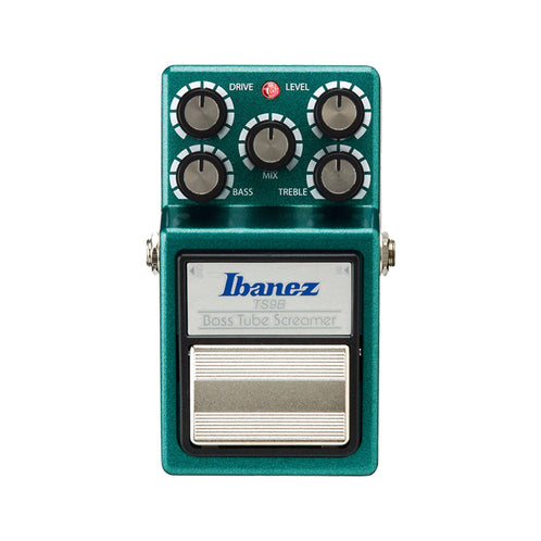 Ibanez TS9B Bass Tubescreamer Guitar Effects Pedal
