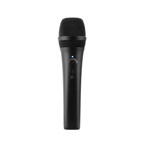 IK Multimedia Irig Mic HD 2 - Handheld Microphone For IPhone, IPad And Mac With Ligntning & USB