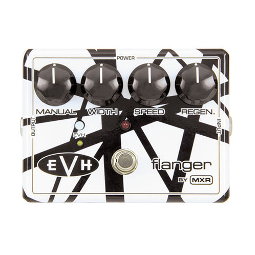 MXR EVH117 EVH Flanger Guitar Effects Pedal
