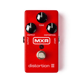 MXR M115 Distortion III Guitar Effects Pedal