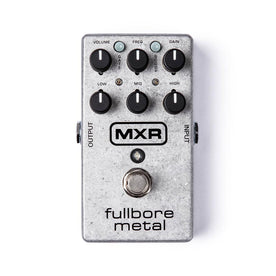 MXR M116 Fullbore Metal Guitar Effects Pedal