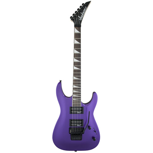 Jackson Dinky Arch Top JS32 Electric Guitar, Rosewood FB, Pavo Purple