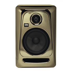 KRK RP5G3BG Rokit Powered 5 Generation 3 Active Studio Monitor, Black gold - Each