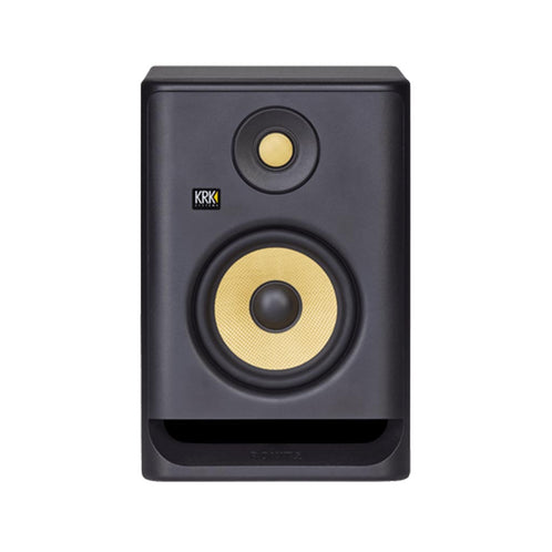 KRK RP5G4 Rokit Powered 5 Generation 4 Active Studio Monitors - Black (Each)