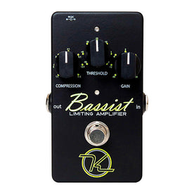 Keeley Bassist Limiting Amplifier Bass Compression Effects Pedal