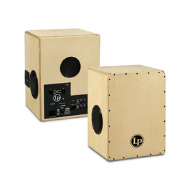 Latin Percussion LP1440-240 Bluetooth Mix Cajon, 240 Volt