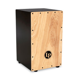 Latin Percussion LP1442-BK Festivo Cajon, Black