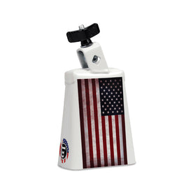 Latin Percussion LP20NY-USA Collect-A-Bell, Black Beauty, USA Flag