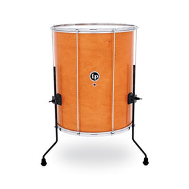 Latin Percussion LP3018 18x22inch Brazilian Surdo w/Legs, Wood