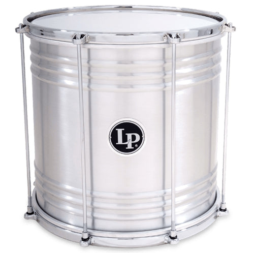 Latin Percussion LP3112 12inch Brazilian Repinique, Aluminium