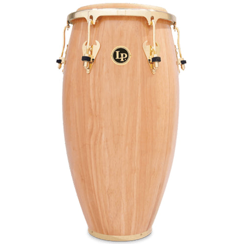 Latin Percussion Matador Wood Conga, Natural/Chrome