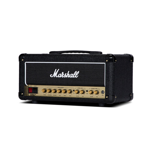 Marshall DSL20HR 20W Dual Channel Tube Guitar Amplifier Head