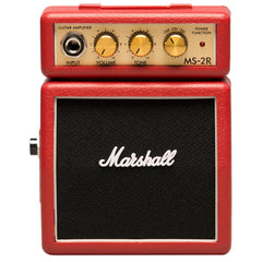 Marshall MS-2R Micro Amp, Red