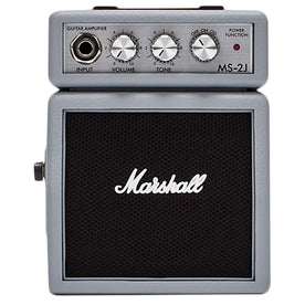 Marshall MS-2J Micro Amp, Silver Jubilee