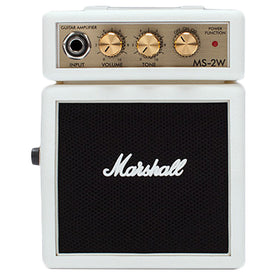 Marshall MS-2W Micro Amp, White