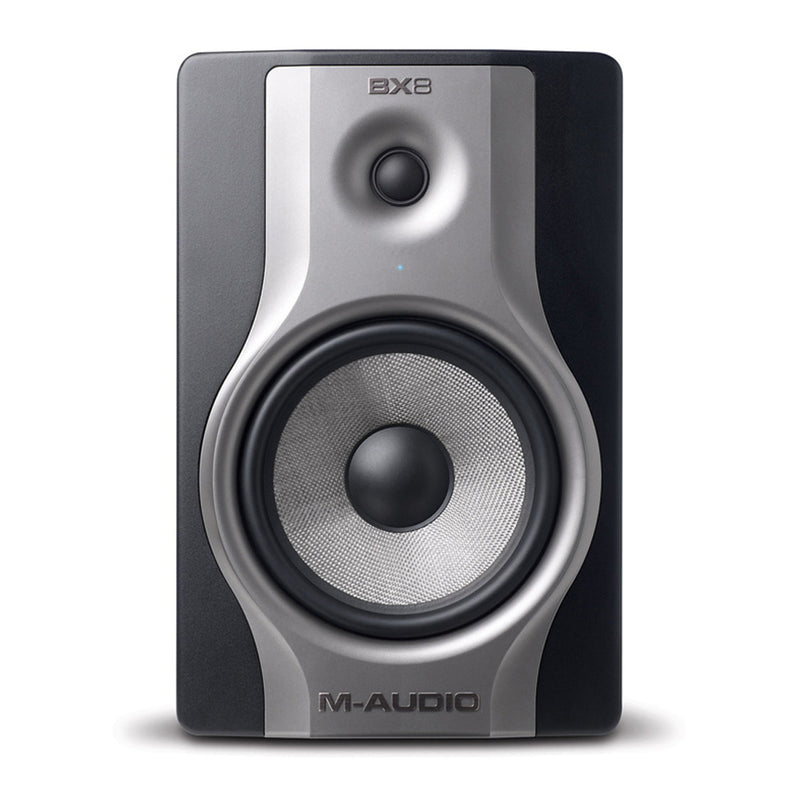 M-Audio BX8 Carbon 8inch Active Studio Monitor Speaker, Each