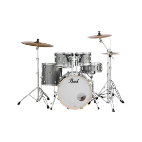 Pearl EXX725PC-708 Export EXX 5-Piece Shell Pack w/o Hardware (2218B/1208T/1309T/1616F/1455S), Grindstone Sparkle