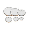 Pearl PFR-0818C Frame Drums, Set Of 6 with Lugs/Coated Skin