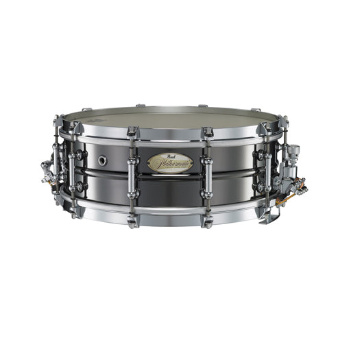 Pearl PHB-1450 14x5inch Philharmonic Concert Snare Drum, Beaded Brass