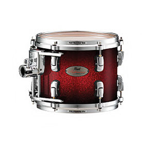 Pearl RFP-1008TC-377 10x8inch Reference Pure Tom, Scarlet Sparkle Burst