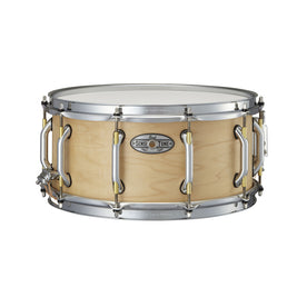 Pearl STA1465MM-321 14x6.5inch Sensitone Premium Maple Snare Drum, Satin Maple