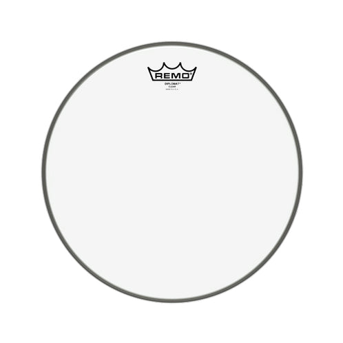Remo BD-0313-00 13inch Batter Diplomat Clear Drum Head