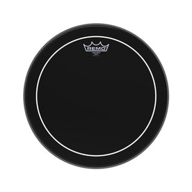 Remo ES-0614-PS 14inch Batter Pinstripe Ebony Drum Head