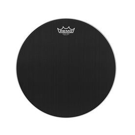 Remo KS-0614-00 14inch Batter Crimped Black Max Ebony Drum Head