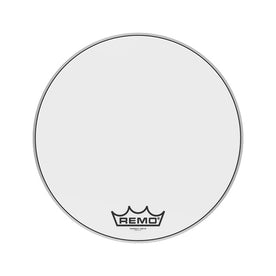 Remo PM-2022-MP 22inch Powermax 2 Ultra White Marching Bass Drum Head