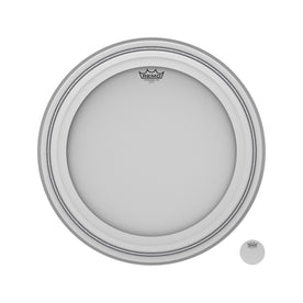 Remo PR-1122-00 22inch Powerstroke Pro Coated Bass Drum Head