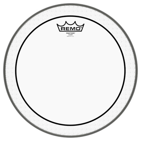 Remo Ps 0312 00 12inch Pinstripe Clear Batter Drum Head