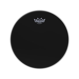 Remo PS-0413-MP 13inch Batter Crimplock Pinstripe Ebony Drum Head