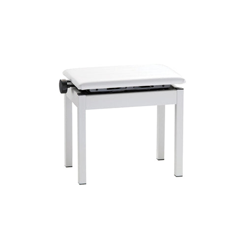 Roland BNC-05WH-T Adjustable Piano Bench, White