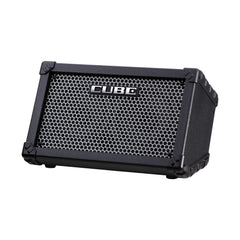 Roland Cube Street Battery Powered Stereo Amplifier, Black