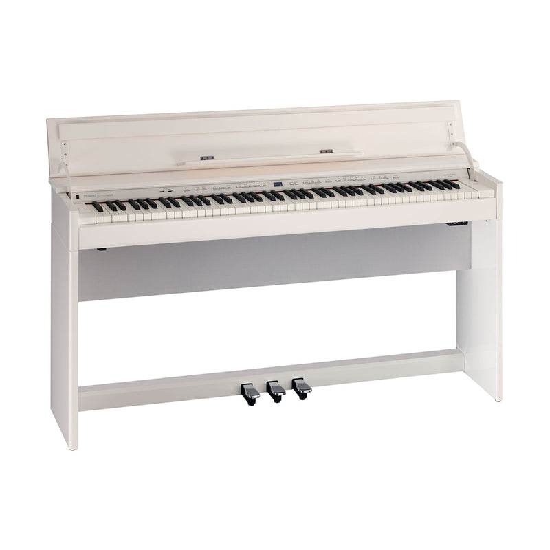 Roland DP90SE-PW Digital Piano, Polished White