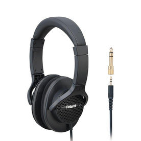Roland RH-A7-BK Monitor Headphones, Black