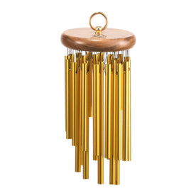 MEINL Percussion CH-H24 Hand Chimes, 24Bars, Gold Anodized Aluminum Alloy