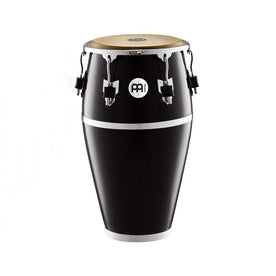 MEINL Percussion FC1212-JBK 12 1/2inch Fibercraft Series Tumba, Black