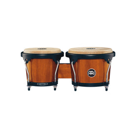 MEINL Percussion HB100MA 3/4+8inch Headliner Series Wood Bongo, Maple
