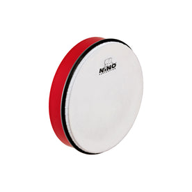 NINO Percussion NINO5R 10inch Hand Drum, Red