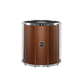 MEINL Percussion SU22AB-M 22inch Traditional Surdo, African Brown